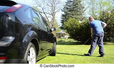speed up car wash