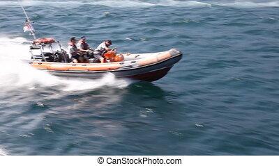 speedboat 4 - speedboat, shoot Canon 5D Mark II
