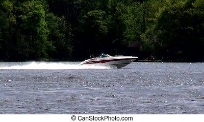 Speedboats, Powerboats, Motorboats
