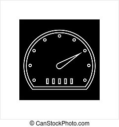 Speedometer Icon Design