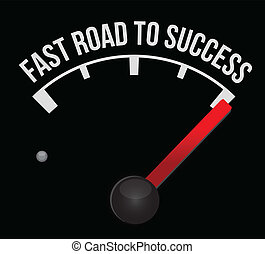 Speedometer scoring fast road to success