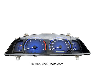 Speedometer set of vehicle, spare part