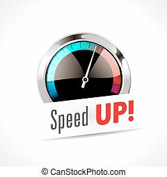 Speedometer - speed up!