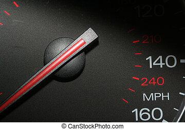 Speedometer - Car speedometer