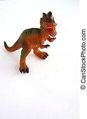 speelbal, dinosaurus