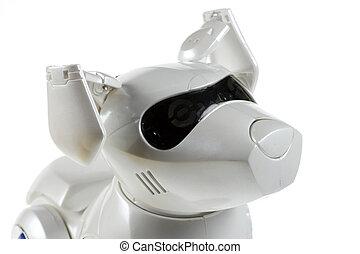 speelgoed robot, dog