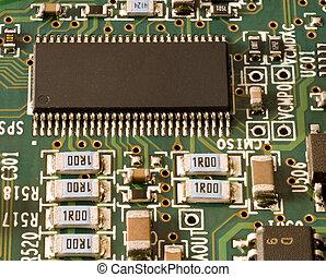 speicherchip, und, andere, elektronisch, komponenten