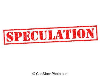 spekulacja