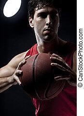 speler, basketbal