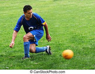speler, voetbal