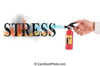 spento, stress