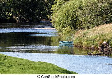Spey River near Boat of Garten