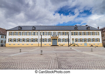 Speyer Bischofshaus - or bishop's palace - residence of the...