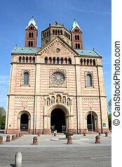 speyer, cathédrale