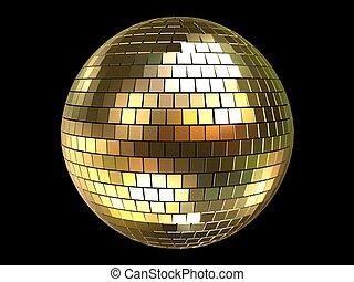 sphère, disco