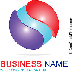 sphère, logo