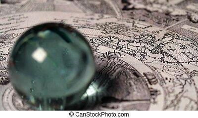 sphère, magie
