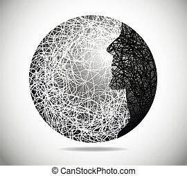 sphère, résumé, magie