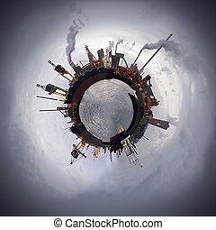 sphère, technologie
