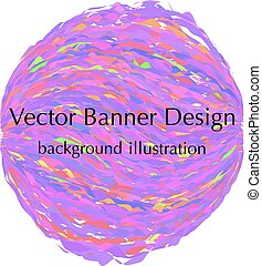 sphere banner design