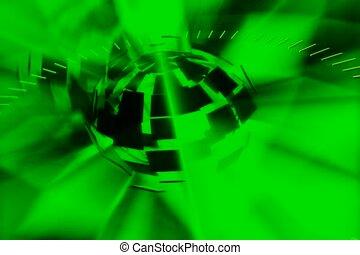 sphere, bounce, illuminate