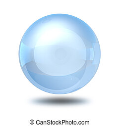 sphere glass ball