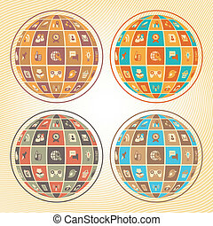 Sphere of social networking