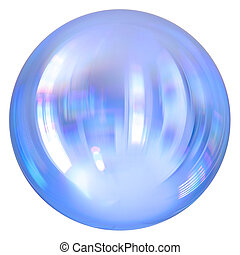 Sphere white round button, silver ball, globe chrome drop