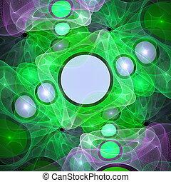 spheres., תבנית, מחשב, אסכלה, ססגוני, יצור