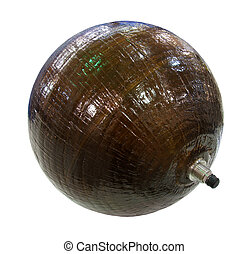 Spherical pressure vessel