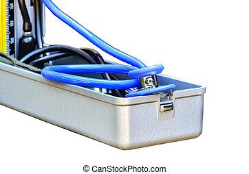 sphygmomanometer for blood pressure