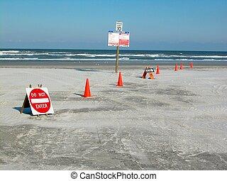 spiaggia, guida