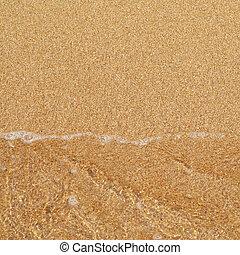 spiaggia, onde