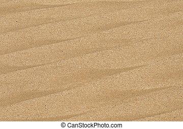 spiaggia sabbia, struttura, fondo