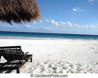 spiaggia, vista