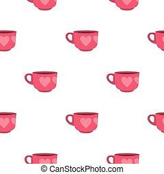 Spica pattern seamless