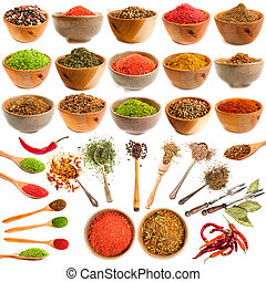 Spice and herb