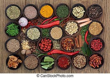 Spice and Herb Sampler