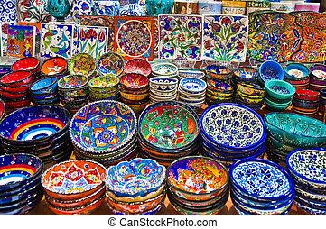 Spice Bazaar at Istanbul