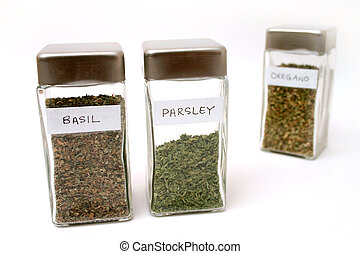 Spice bottles 5