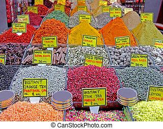 Spice market detail