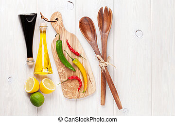 Spices and condiments
