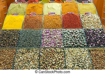 Spices and Teas