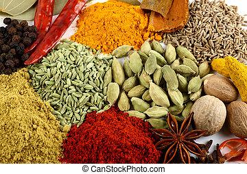 spicy flavoring food ingredient