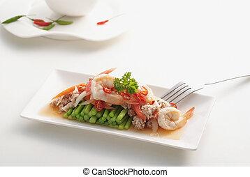 Spicy shrimp 1