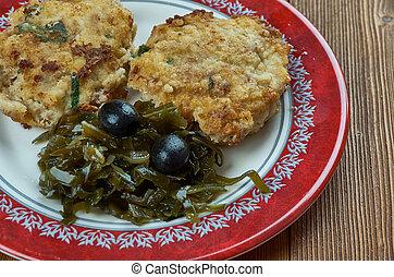 Spicy Tuna Fishcakes