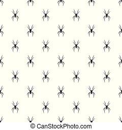 Spider pattern seamless
