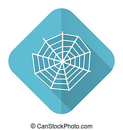 spider web flat icon