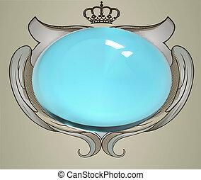 spiegel, barok