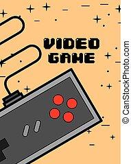 spiel, klassisch, video